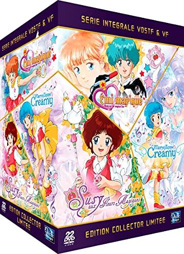 Magical Girls (Creamy - Emi - Susy) - Intégrale - Edition Collector Limitée (22 DVD + Livrets)
