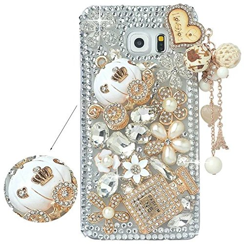 save off 732fe 8af08 S7 Edge Bling Case: Amazon.com