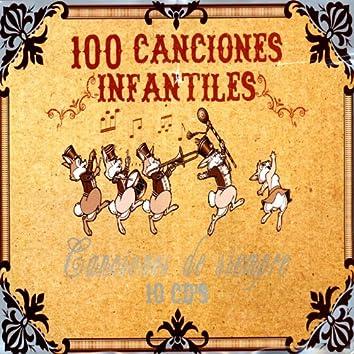 100 Canciones Infantiles Vol. 3