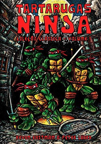 Tartarugas Ninja: Coleçao Clássica Vol. 1