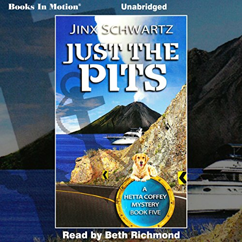 Just the Pits audiobook cover art