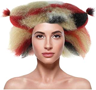 Cats Musical Tri-Color Wig HW-2755