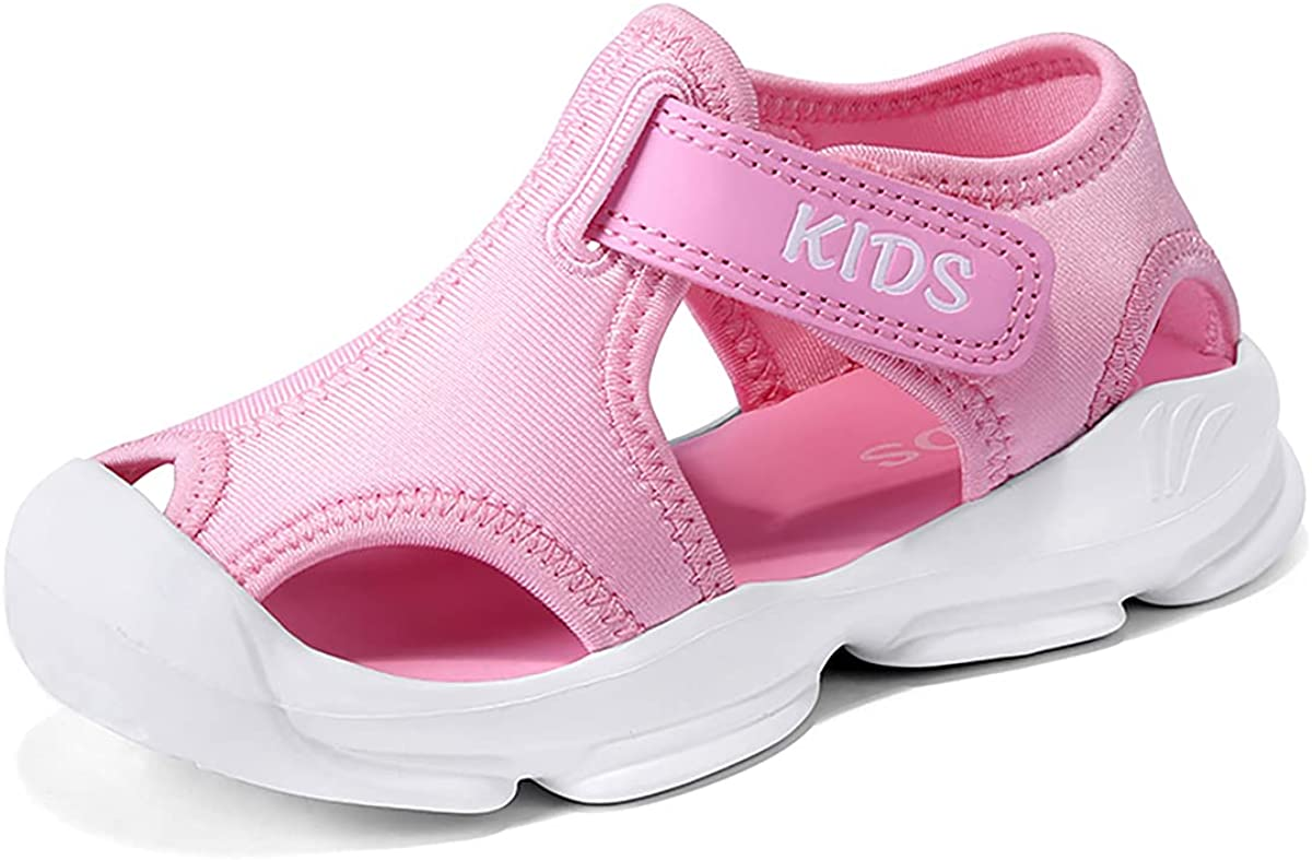 BAXINIER Baby Boys Girls Water Shoes Toddlers for Little Kids on Beach Swim Pool Sports Sandals