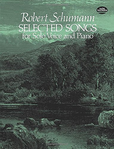Selected Songs for Solo Voice and Piano [Lingua inglese]