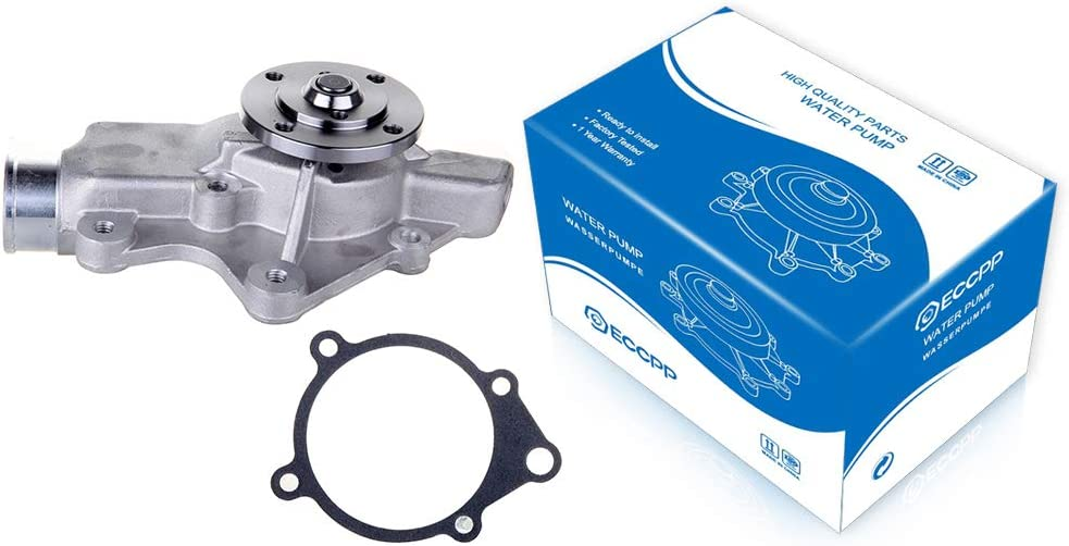 ECCPP Water overseas Pump with Gasket Cherokee for Jeep Ranking integrated 1st place Comanch Eagle