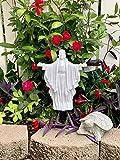 Solar Lighted Jesus by Eternal Light   Illuminated Cemetery Decoration Heartfelt Memorial