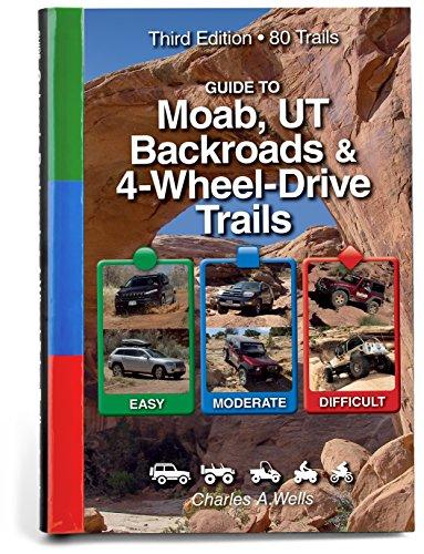 Guide to Moab, UT Backroads & 4-Wheel-Drive Trails