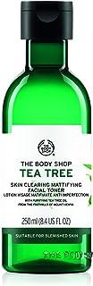 ذي بودي شوب زيت شجرة الشاي ملطف للوجه , 250 مل