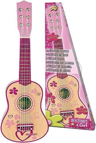 Bontempi- Guitare, 22 5572, Bois