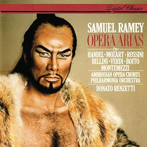 Samuel Ramey, Ambrosian Opera Chorus, Philharmonia Orchestra & Donato Renzetti