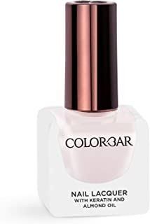 Colorbar Nail Lacquer, Baby White, 12 ml