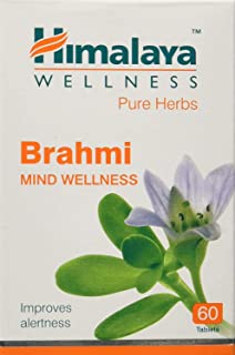 HIMALAYA Brahmi Mind Wellness - 60 Tab (1)