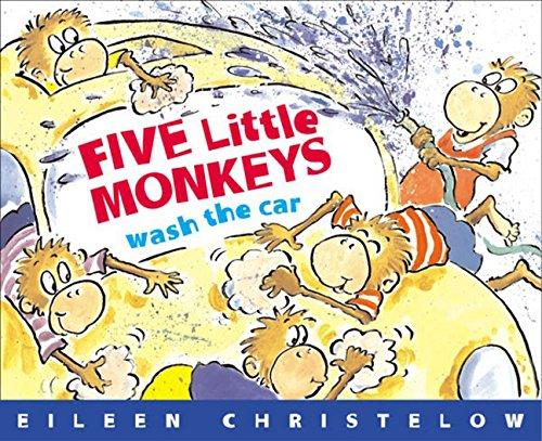Five Little Monkeys Wash the Car (A Five Little Monkeys Story)の詳細を見る