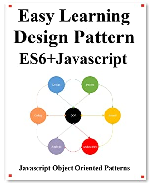 Easy Learning Design Patterns ES6+ Javascript: ES6 Javascript Object Oriented Design Pattern