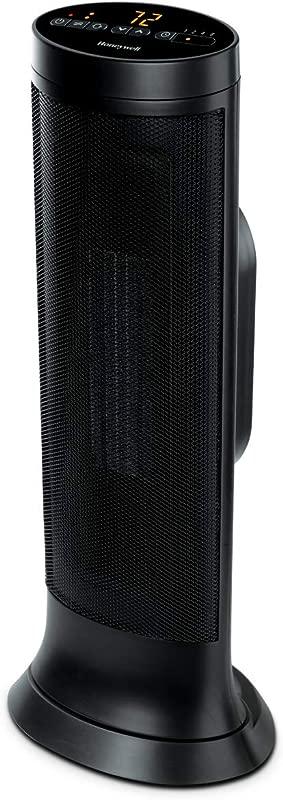 Honeywell Slim Ceramic Tower Heater Black