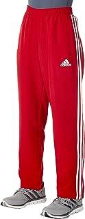 adidas pantaloni rossi donna