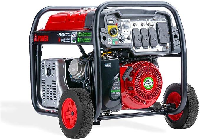 A-iPower SUA12000ED