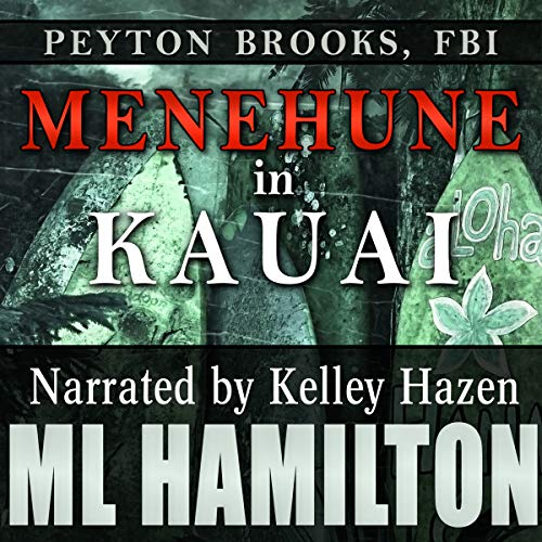 Menehune in Kauai audiobook cover art