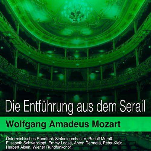 Österreichisches Rundfunk-Sinfonieorchester, Rudolf Moralt, Elisabeth Schwarzkopf