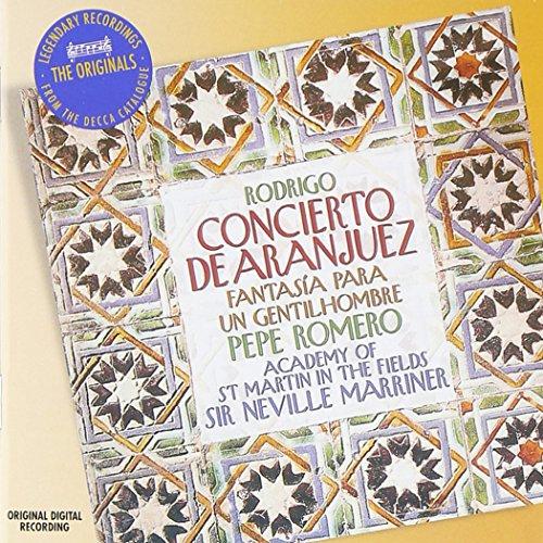 The Originals - Concierto di Aranjuez/Fantasia P.un Gentilhombre