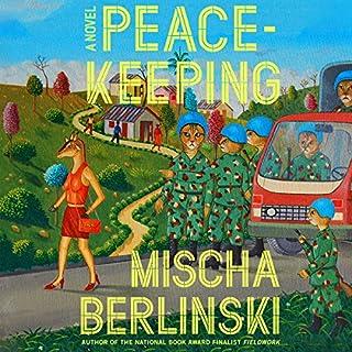 Peacekeeping audiobook cover art