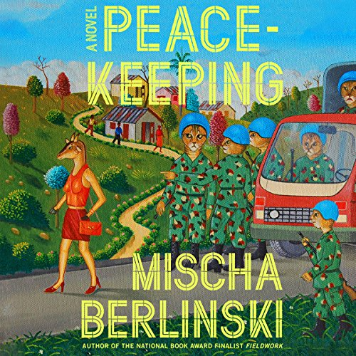 Peacekeeping cover art