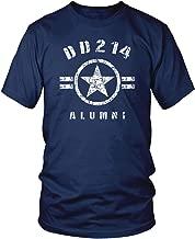 Amdesco Men's DD214 Alumni, Veteran T-Shirt
