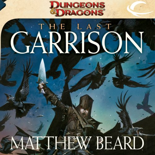 The Last Garrison audiobook cover art