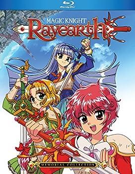 Blu-ray Magic Knight Rayearth Complete Collection Blu Ray [Blu-ray] [Japanese] Book