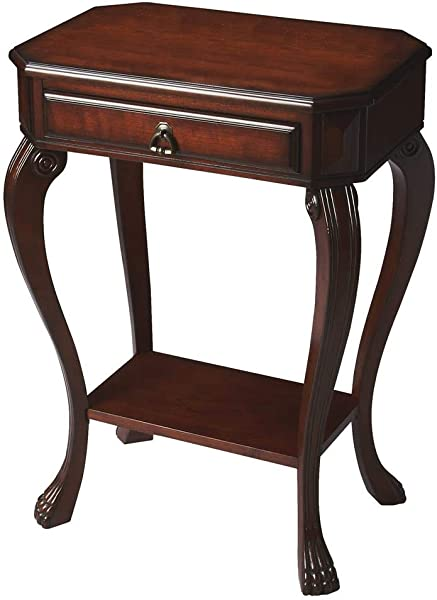 BUTLER 5021024 CHANNING PLANTATION CHERRY CONSOLE TABLE