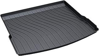 Vesul Rear Trunk Cargo Cover Boot Liner Tray Carpet Floor Mat Fits on Porsche Macan 2015 2016 2017 2018 2019