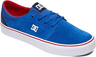 DC Men's Trase Sd M Shoe Leather Sneakers