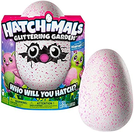 Hatchimals Glittering Garden - Sparkly Burtles Hatching Egg