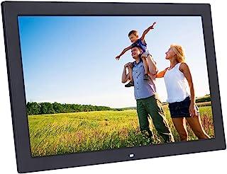 18.5 Inch Digital Photo Frame 1600 * 1200 Resolution 1080P Video Music Player Digital Alarm Clock Calendar Mall Advertisin...