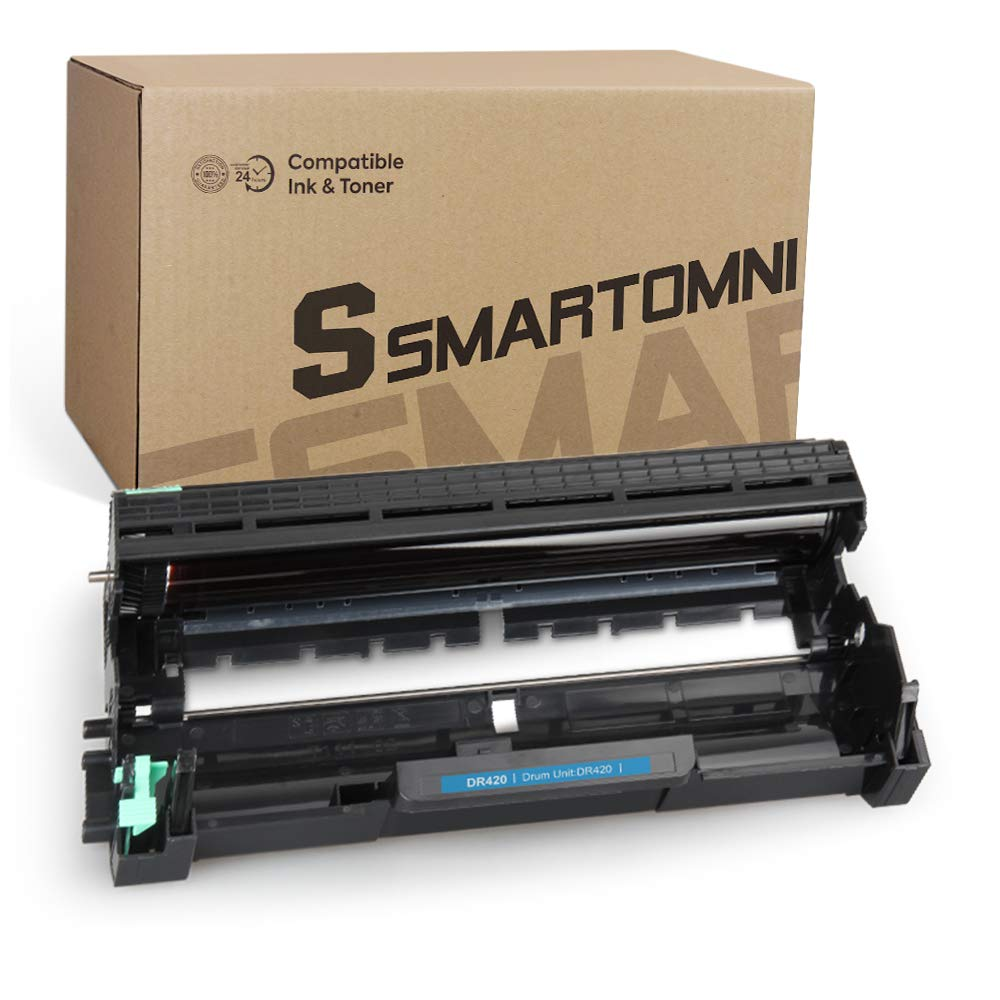 S SMARTOMNI Compatible Replacement for Brother DR420 DR-420 Drum Unit for Brother HL-2270DW HL-2280D