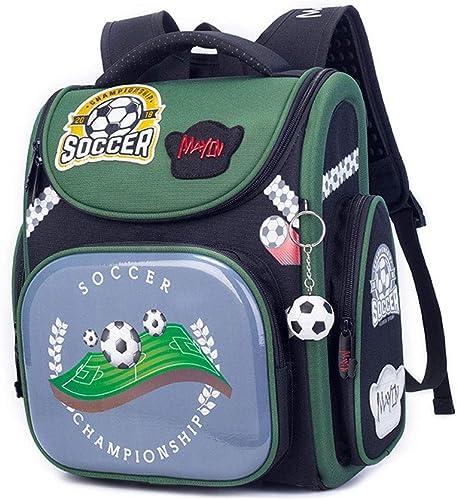 HXZB Kinderschultasche Kinderkartoon Wear-resistenten Rucksack