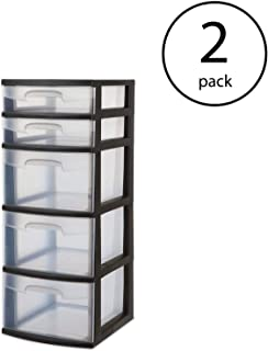 Best 5 drawer dresser under 50 Reviews
