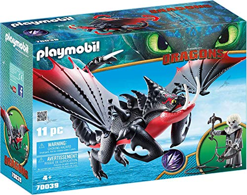 PLAYMOBIL DreamWorks Dragons Aguijón Venenoso