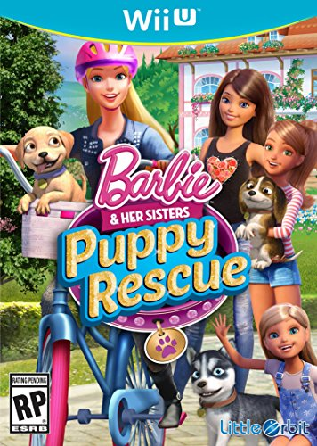 Barbie and Her Sisters: Puppy Rescue - Wii U