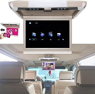 Monitor de carro HD TFT LCD de 12 polegadas - Rotação de tela de 120 ° 1080p Video Car Tv Video Players Monitor montado no...