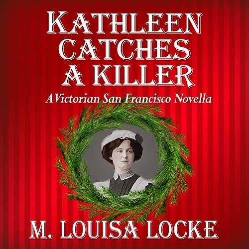 Kathleen Catches a Killer audiobook cover art