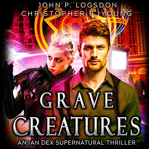Grave Creatures audiobook cover art