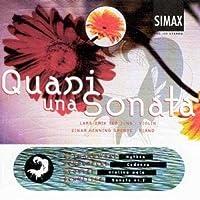 Quasi Una Sonata (Smebye) by Lars Erik Jung (1996-12-23)