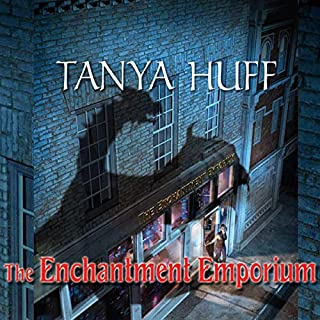 The Enchantment Emporium                   By:                                                                                                                                 Tanya Huff                               Narrated by:                                                                                                                                 Teri Clark Linden                      Length: 14 hrs and 1 min     370 ratings     Overall 4.0