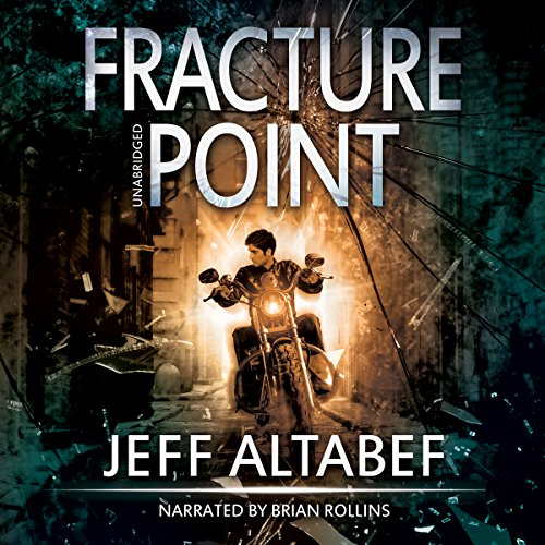 Fracture Point audiobook cover art