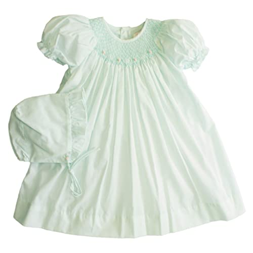 6d4f61e3f Smocked Baby Dresses  Amazon.com