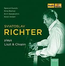 Sviatoslav Richter Plays Liszt & Chopin