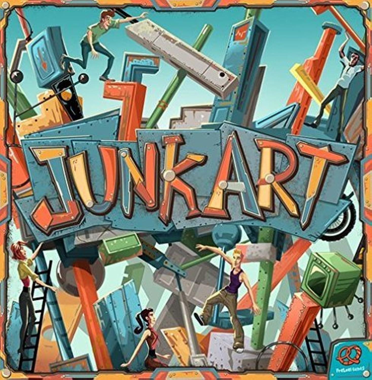 Junk Art by Pretzel Games