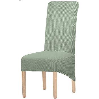 spandex elástico fundas de silla xl para comedor