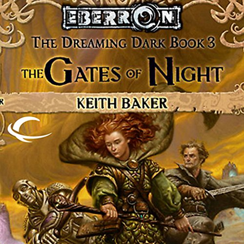 The Gates of Night audiobook cover art